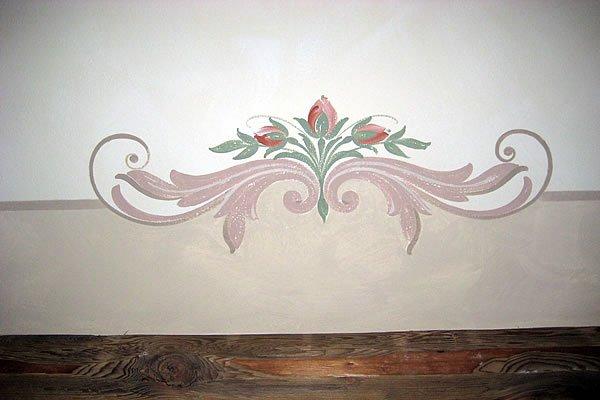 Decoro per soffitto / Deckenornament